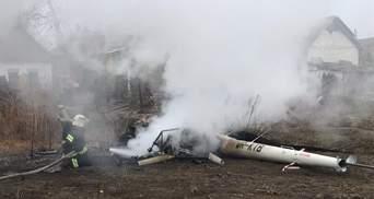 Погиб экс-министр аграрной политики Кутовой: его вертолет упал на Полтавщине – фото