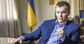 Не скрываю, что я – дебил, – Милованов пошутил о словах Коломойского в отношении него