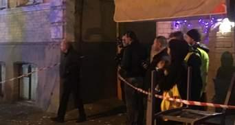 Мужчина что-то крутил в руке, потом я услышала хлопок, – очевидеца о взрыве на Пушкинской