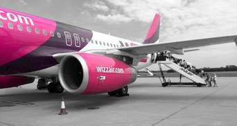 Из-за погоды самолет Wizz Air вместо Львова сел в Румынии