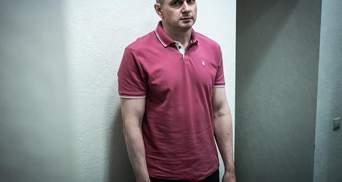 Сенцов зізнався, коли йому було особливо страшно у російському полоні