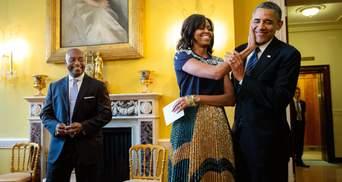 В США начались продажи книги о закулисье президентства Барака Обамы: первые кадры