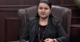 """Маркарова выводила из обанкротившегося """"Актив-банка"""" недвижимость на свою фирму, – """"Схемы"""""""