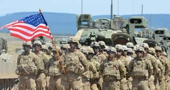 США направляють додаткові війська на північний схід Сирії для захисту нафтових родовищ