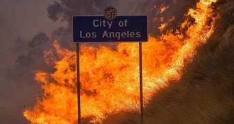 Мощные пожары бушуют в Калифорнии: эвакуированы 90 тысяч человек – фото, видео
