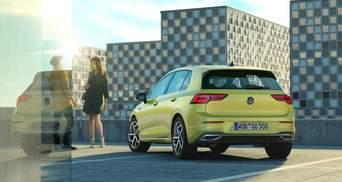 Volkswagen представила гібридну версію автомобіля Golf: особливості