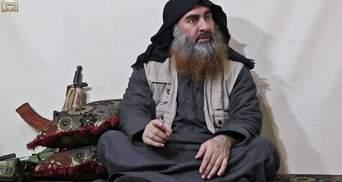 """Ліквідували лідера """"Ісламської держави"""" аль-Багдаді, – ЗМІ"""