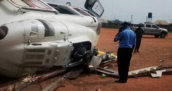 Вертолет президентского кортежа разбился в Колумбии: погибли 6 человек – фото