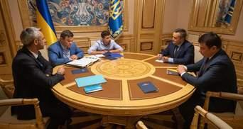 Зеленський збирає екстрену нараду з керівниками НАБУ і САП