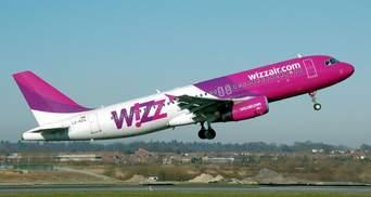 Лоукостер Wizz Air запустил авиарейсы со Львова на Кипр: расписание и стоимость билетов