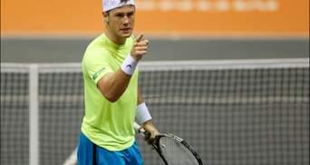 Українська дуель: Марченко переміг Стаховського на турнірі в Німеччині