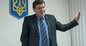 Горбатюку виплатили майже мільйон гривень перед звільненням з Генпрокуратури