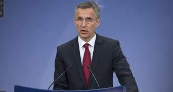 Росія не має права голосу, – Столтенберг про Україну і НАТО