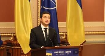 Україна готова прискорити підготовку до членства у НАТО, – Зеленський