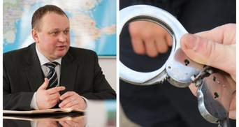 В Вильнюсе задержали экс-главу правления Государственной продовольственно-зерновой корпорации