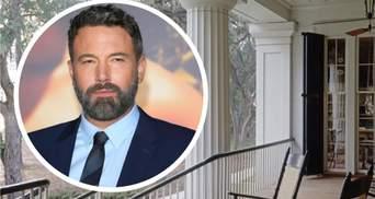 Голливудский казанова Бен Аффлек продает колоритное поместье в штате Джорджия: фото особняка