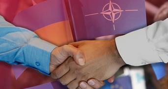 Чому керівництво НАТО приїжджало в Україну, і коли нам розраховувати на повноправне членство