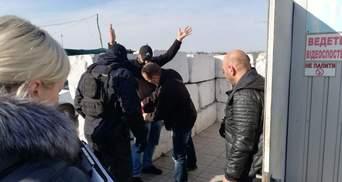 Вербовал украинок в бордели: в зоне ООС задержали гражданина Турции