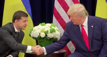 Трамп хоче знову зустрітися з Зеленським