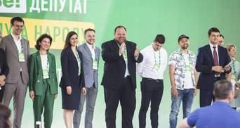 """Керівництво """"Слуги народу"""" вирішило забути про корупційний скандал"""