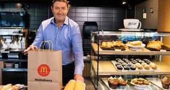 Голова Mcdonald's пішов у відставку через романтичні стосунки на роботі