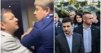Главные новости 6 ноября: драка Ляшко с Герусом и визит Зеленского в Харьков