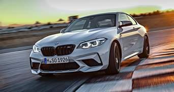 BMW M2 Competition - купе, від якого перехоплює дух