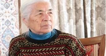 Захвачена оккупантами ветеранка крымскотатарского национального движения вернулась домой