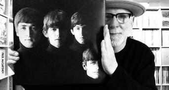 Помер Роберт Фріман – автор обкладинок гурту The Beatles