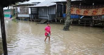 Циклон Бульбуль накрив Індію та Бангладеш, є жертви: моторошні фото, відео