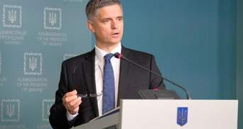 Ми так не домовлялись, – Пристайко про  особливий статус Донбасу в Конституції та вимоги Росії