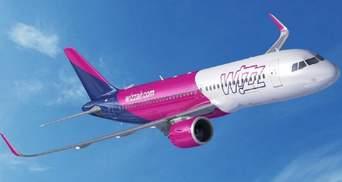 """Wizz Air объявил об однодневных скидках на """"латвийские"""" рейсы"""