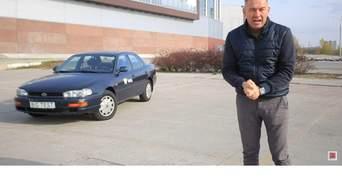 BIG Test: Что осталось от Toyota Camry за 26 лет