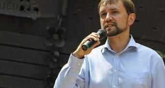 Вятрович подтвердил, что станет народным депутатом вместо Луценко