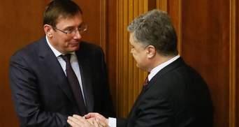 Луценко надавав інформацію адвокату Трампа за згодою Порошенка, – Джордж Кент