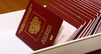 Скільки жителів Донбасу отримали російські паспорти: версія Кремля