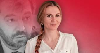 """Хто така Анна Скороход, яку виключили з фракції """"Слуга народу"""""""