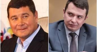 Опять врет, – Онищенко возмутился заявлению Сытника о его экстрадиции в Украину