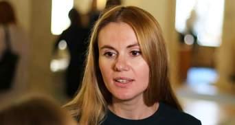 """Скандал вокруг """"слуги народа"""" Скороход: в Раде заметили ее подозрительное поведение – фото"""