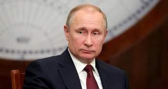 Путін висловив свою пропозицію щодо розведення військ на Донбасі