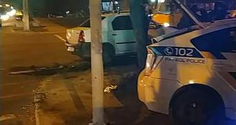 Патрульні потрапили у жахливу ДТП у Маріуполі: фото