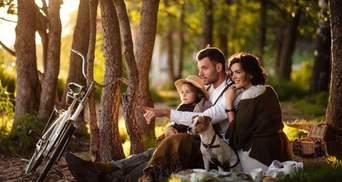 Ідеї сімейних осінніх фотосесій: фотодобірка, яка надихає