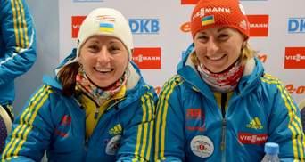 На першому етапі Кубка світу виступлять сестри Семеренко, Джима, Меркушина й Підгрушна