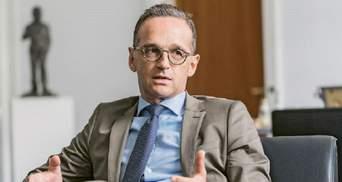 Глава німецького МЗС скасував свою поїздку на Донбас