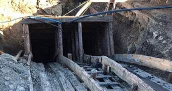 8 миллионов убытков: на закрытой шахте в Донецкой области незаконно добывали уголь