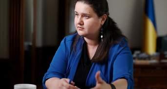 Україна має відмовитися від співпраці з МВФ до 2023 року, – Маркарова