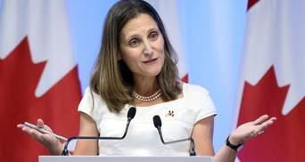 МЗС Канади замість Христі Фріланд може очолити міністр інфраструктури та громад, – ЗМІ