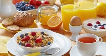 Чотири поживні сніданки на кожен день від Євгена Клопотенка