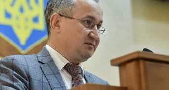 НАБУ розслідує кілька справ проти ексголови СБУ Грицака
