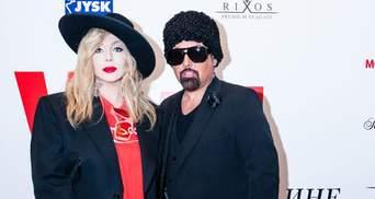 Ирина Билык пришла на светское мероприятие с Дмитрием Коляденко: фото